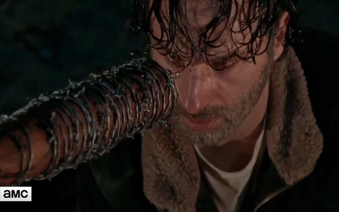 Walking Dead 7: Vota Negan